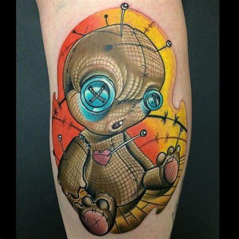good voodoo tattoo 40 best voodoo designs meanings 2018