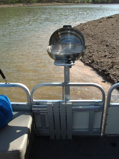 boat n grill best bbq for a pontoon page 1 iboats boating forums