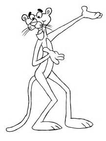 pink panther coloring pages printable pink panther coloring pages coloring me