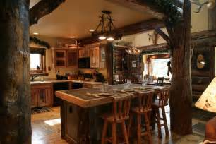 rustic home interior designs rustic kitchen decor ideas