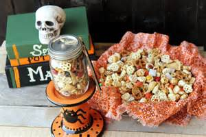 Ina Garten Cupcakes halloween snack mix addicted to recipes