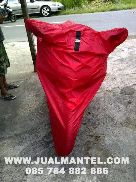 Cover Sarung Mantel Motor Scoopy Cover Original jual mantel motor murah jual cover motor murah jual