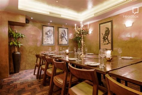 private dining rooms best private dining rooms in covent garden from headbox