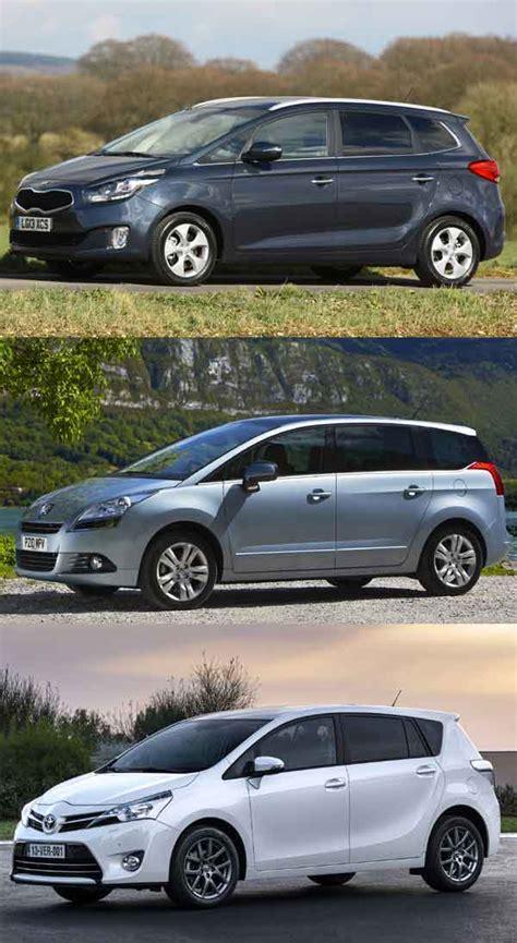 Kia Verso Kia Carens V Peugeot 5008 V Toyota Verso Wheelsforwomen Ie