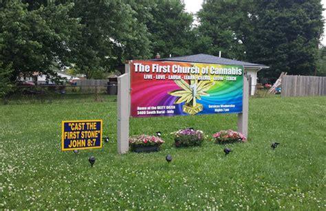 Open Door Indiana by Doors Are Open In Indiana To The Church Of Marijuana