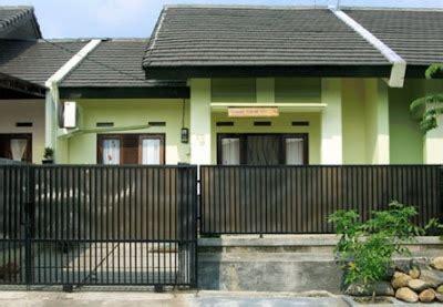 Pagar Rumah Minimalis 3 9 pagar rumah minimalis teraman dan tercantik