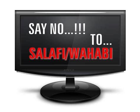 sekte salafy wahabi warning media belajar islam