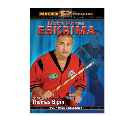 Multi System Eskrima Kali Arnis Vol 1 Dvd century martial arts learn basic single stick eskrima dvd