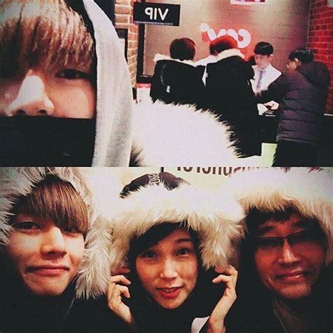 kim taehyung y sus hermanos familiares de bts k pop amino