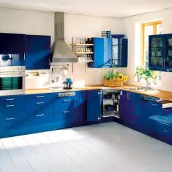 Blue Kitchen Cabinets Ideas by Kitchen Colour Schemes Kitchen Decorating Ideas Photo