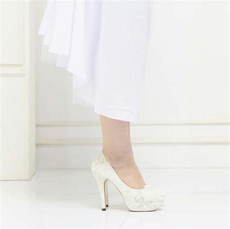 Promo Sandal High Heels Wanita Hak Tahu Xdh158 sepatu flat shoes wanita high heels terbaru galeri