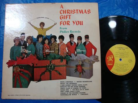 popsike com a christmas gift for you philles 1963 vg