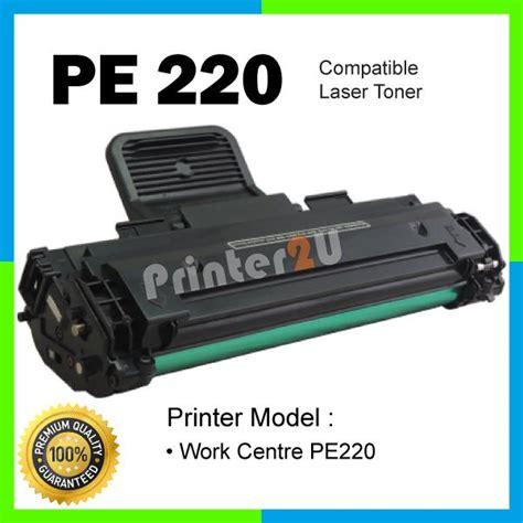 Toner Xerox Pe220 pe220 laser toner black fujixerox fu end 2 27 2017 1 50 am
