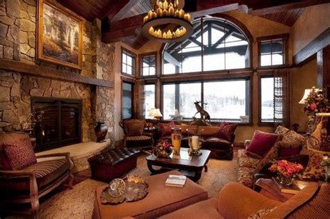 unique and attractive rustic living room ideas decozilla wohnzimmer ideen rustikal innen deko ideen aus stein kamin