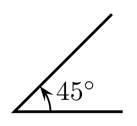 45 degree angle living at the angle of 45 degrees community in