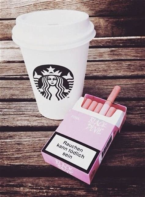 coffee wallpaper pink wallpapers starbucks coffee and cigarette image 2945385