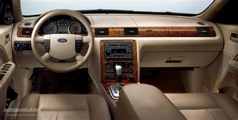 Five Interiors by Ford Five Hundred 2004 2005 2006 2007 Autoevolution