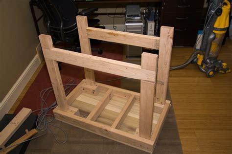 wood bench legs wooden work bench legs woodproject