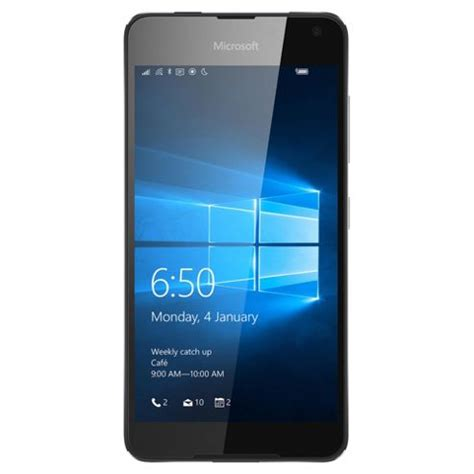 tesco mobile shop buy tesco mobile microsoft lumia 650 black from our pay as