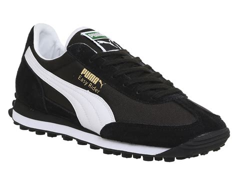 Easy Rider Black by Easy Rider Black White His Trainers