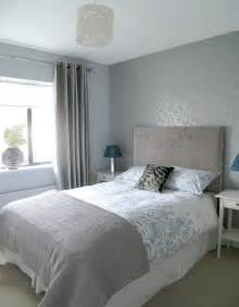 Gray Guest Bedroom Ideas Silver Grey Guest Bedroom Modern Bedroom Dublin By
