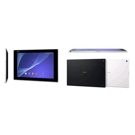 Sony Xperia Z2 Tablet Wifi sony xperia z2 tablet sgp512 wifi 32gb white expansys australia