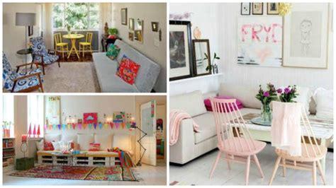como decorar sala barato como decorar uma sala pequena ou grande 60 ideias