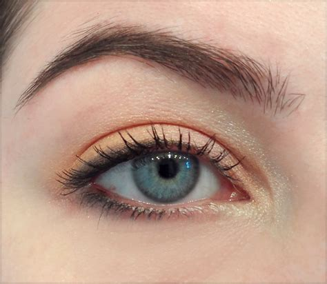 Eyeshadow Soft orange eyeshadow cosmetic confessional