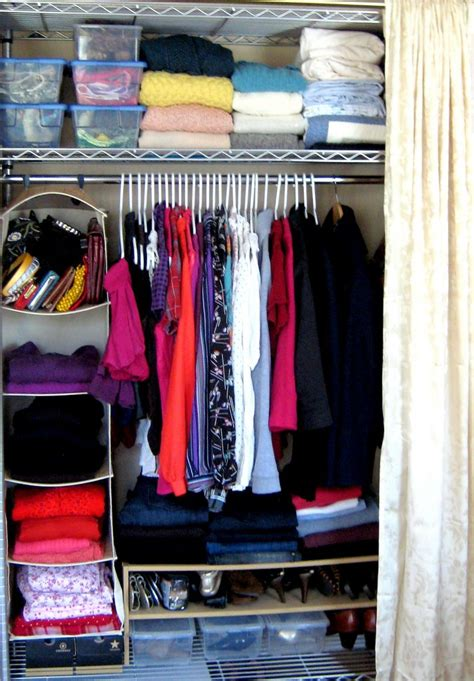 small closet organization ideas to check out