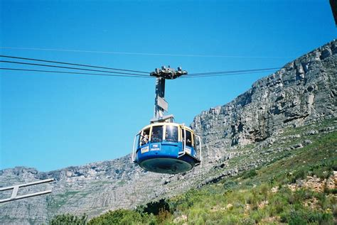 table mountain cable car south africa 171 unique travel pros