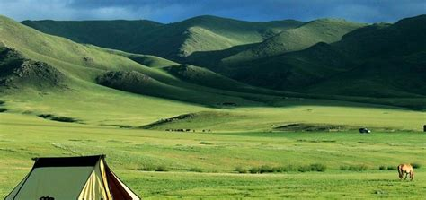 imagenes de paisajes ganaderos viajamos a los lios paisajes de mongolia mundoexplora