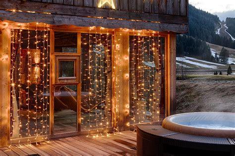 decorazioni per tende decorazioni natalizie 2018 finestre e porte luminal park