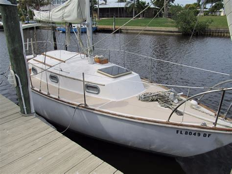 dory sailboat 1979 cape dory 27 sail boat for sale www yachtworld