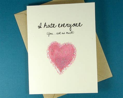 valentines day card for boyfriend 20 hilarious etsy s day cards you to buy