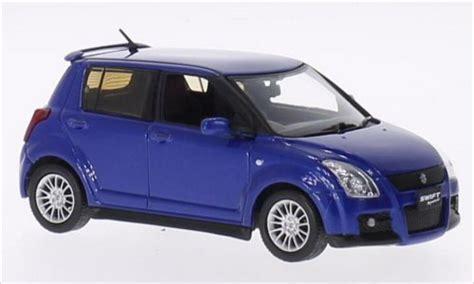 Suzuki Sports Car Models Suzuki Sport Metallic Blue 2007 Mcw Diecast Model