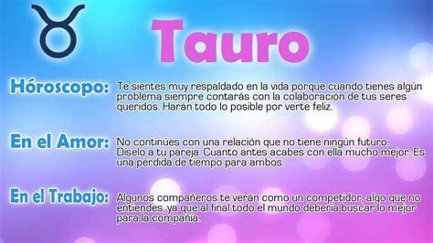 univision tauro hoy image gallery horoscopo de tauro