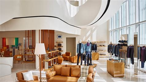 hermes store opens  miami design district