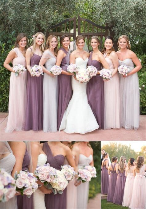 Best 25  Mixed bridesmaid dresses ideas on Pinterest