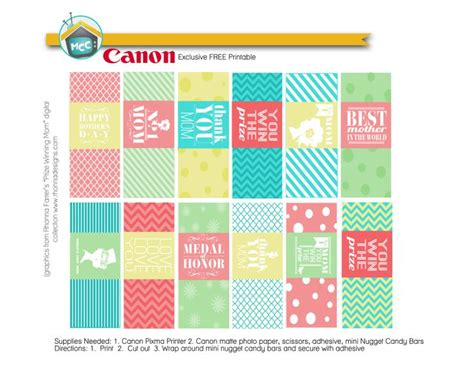 canon printable paper crafts 17 best images about s day on canon
