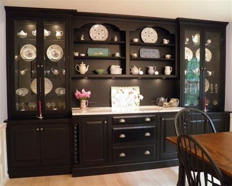 Black Dining Room Cabinet by 17 Best Images About Dining Room On Traditional Kitchen Cabinets Eclectic Dining