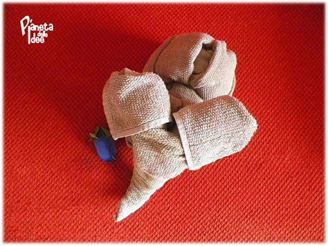 tutorial origami con asciugamani tutorial origami asciugamani
