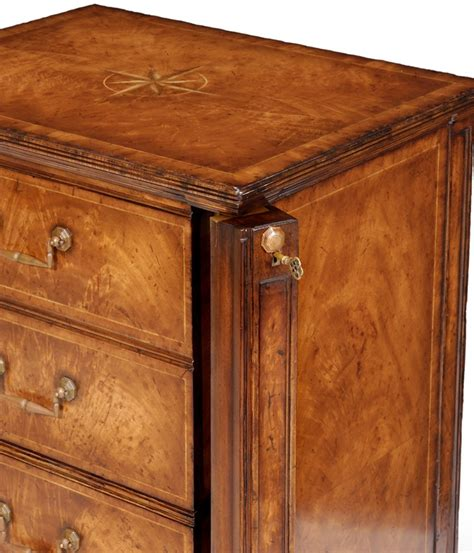 Furniture Two Drawer Filing Cabinet ith a hidden