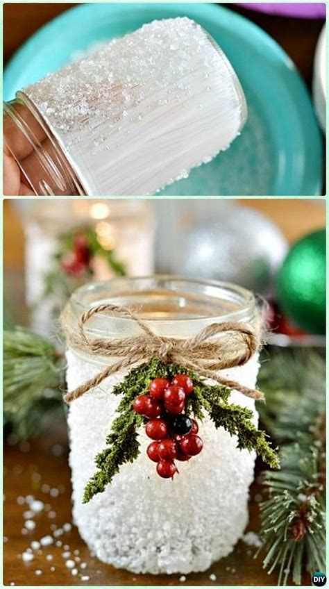 Get Creative With These 22 DIY Mason Jar Crafts Ideas