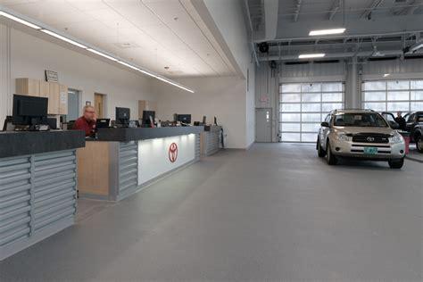 Heritage Toyota Service Heritage Automotive Expansion Renovation Engelberth