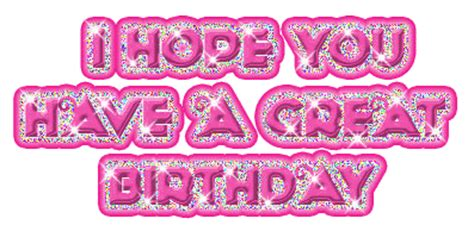 birthday glitters images page
