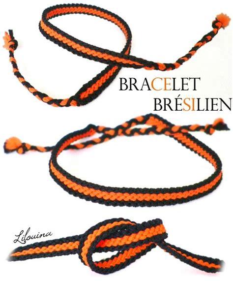 Bracelet brésilien    Fait maison par Lilouina