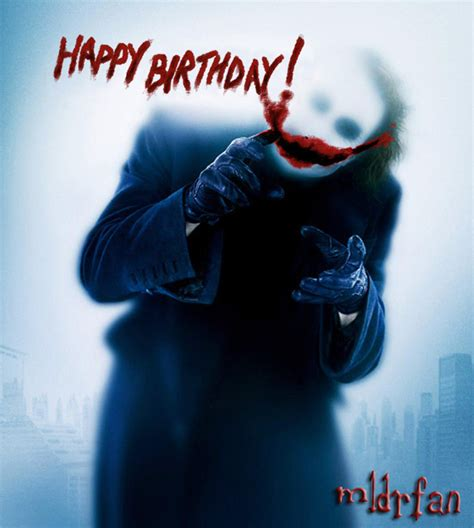 batman birthday card by scara1984 on deviantart happy birthday from the joker by mldrfan on deviantart