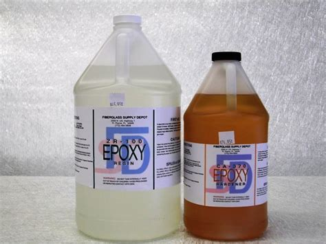 e bond epoxy zr100 resin ca370 hardener system