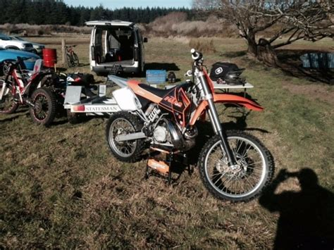 Ktm 380sx 99 Ktm 380sx Bike Builds Motocross Forums Message