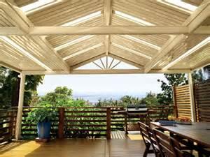 Awesome Verandah Design Ideas Stratco Outback Gable Roof Melbourne Install A Veranda